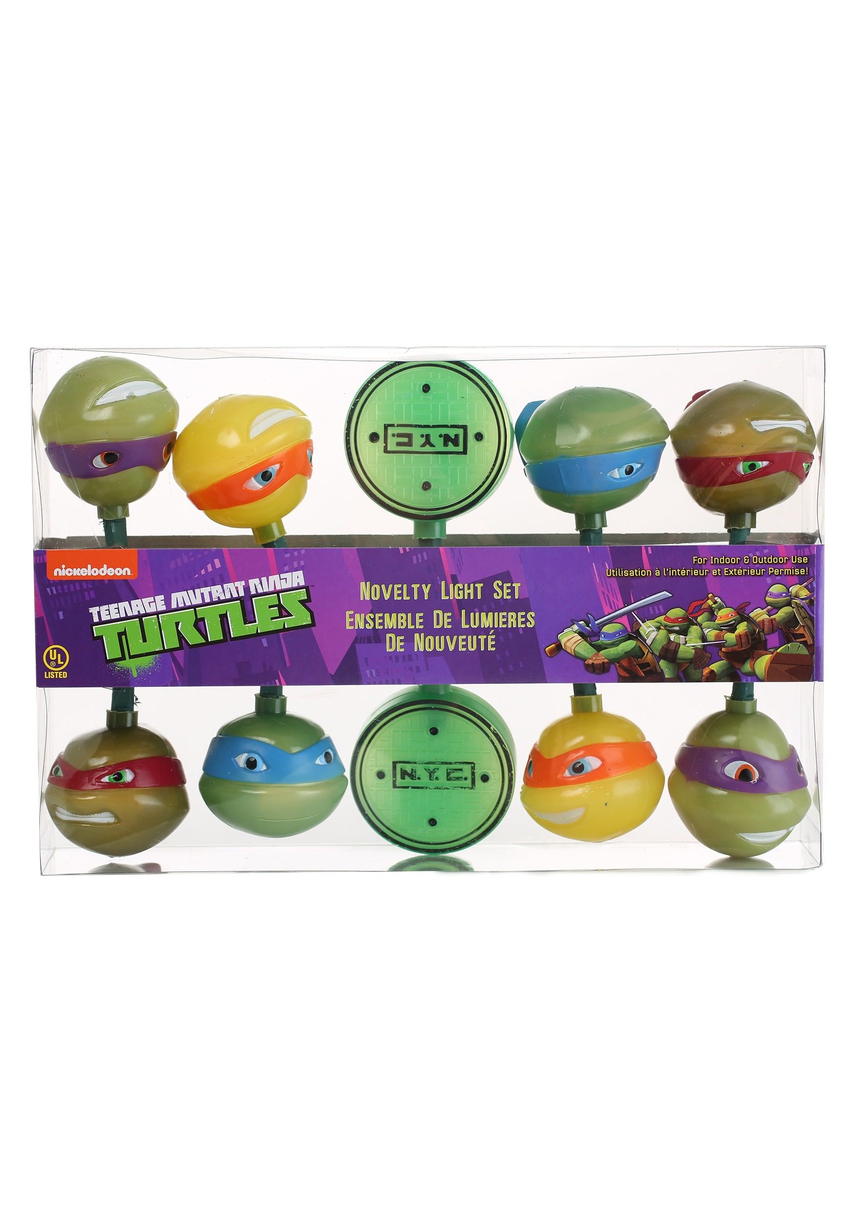Teenage Mutant Ninja Turtles Lights KATM9141