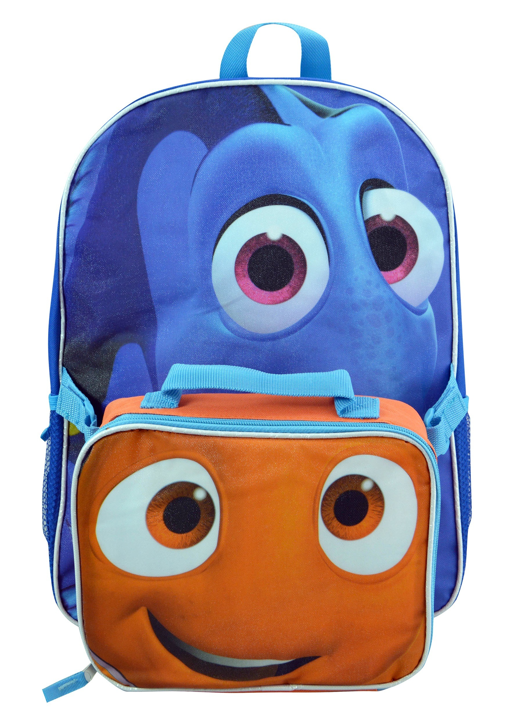 Finding Dory 16 Backpack With Lunch Bag