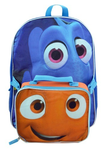 "Finding Dory 16"" Backpack with Lunch Bag"