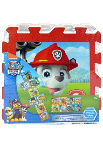 Paw Patrol 8pc Hopscotch Play Mat