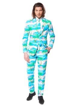 Mens Flamingo Suit