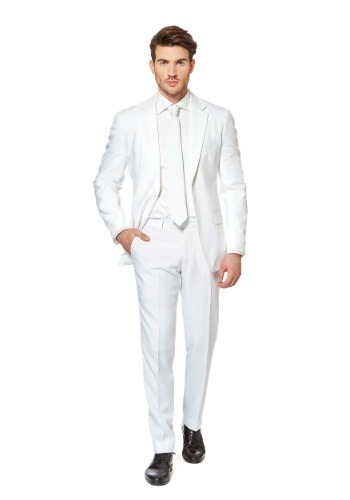 Men's Opposuits White Knight Suit - from $99.99