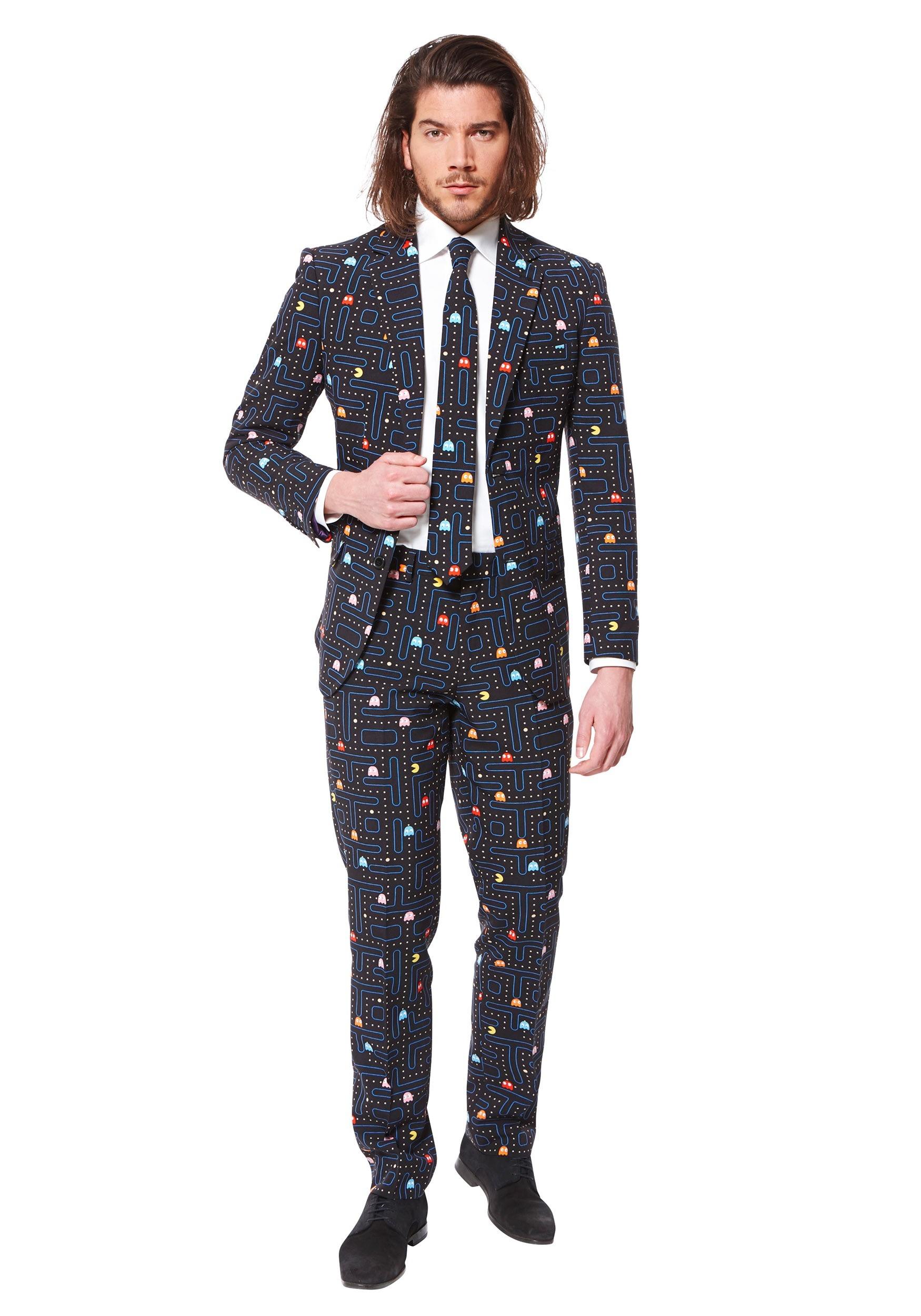 06cca4b06e0623 Men's Opposuits Pacman Suit