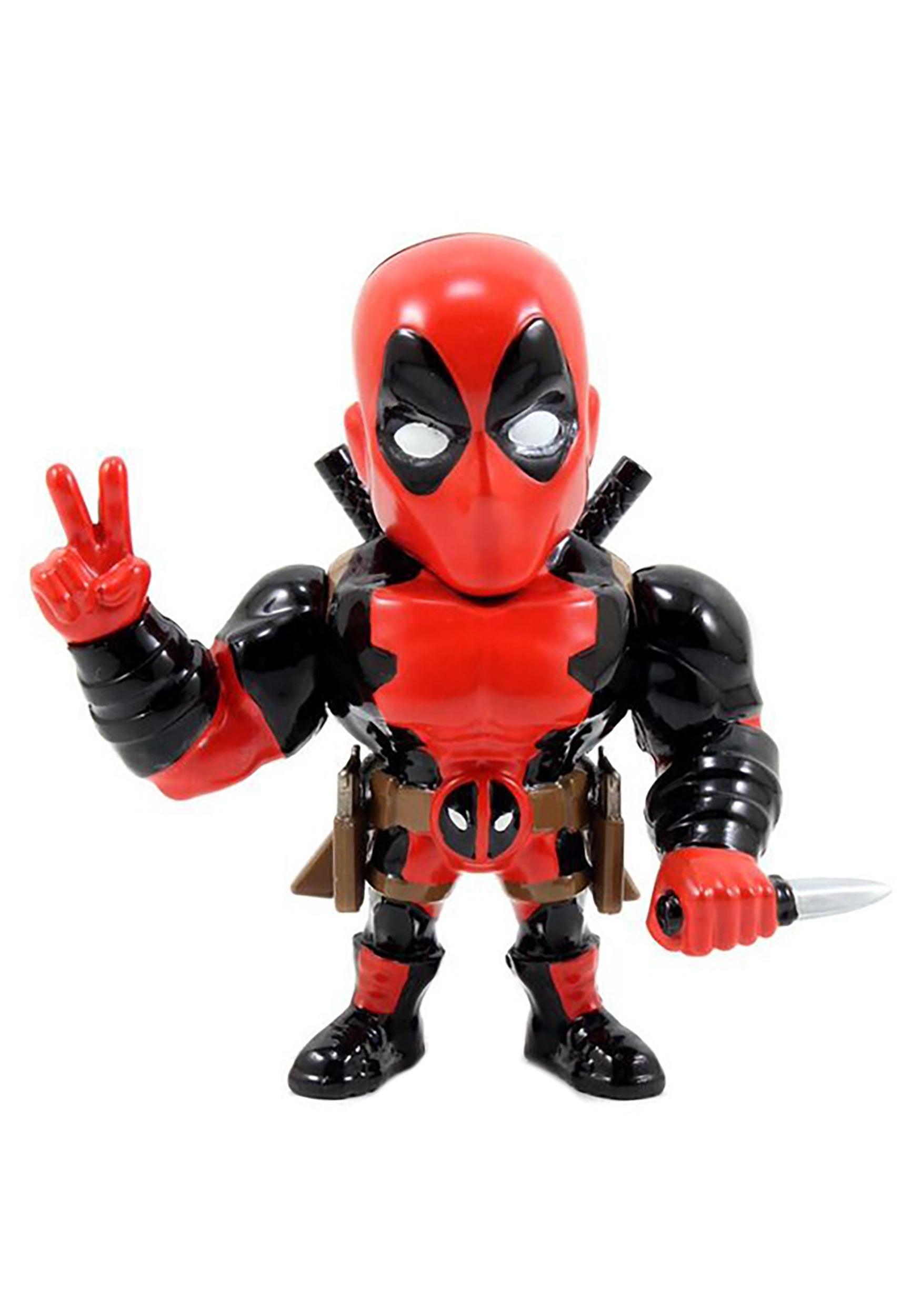 """Deadpool 4"""" Figure JD97721"""
