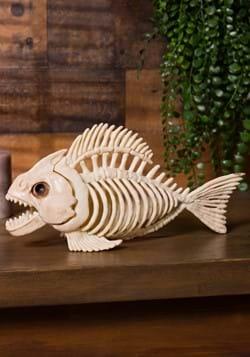 Skeleton Fish Halloween Prop