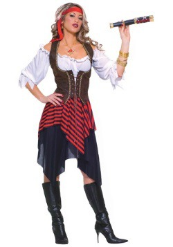 Sweet Women's Buccaneer Costume