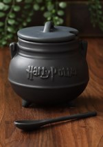 Harry Potter Ceramic Cauldron Soup Mug with Spoon
