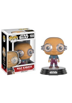 POP Star Wars Ep 7 Maz Kanata Vinyl Figure