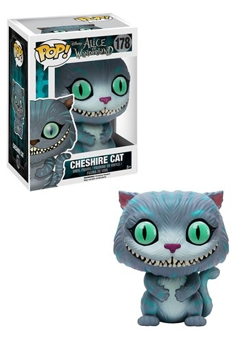 POP Alice In Wonderland Cheshire Cat Vinyl Figure