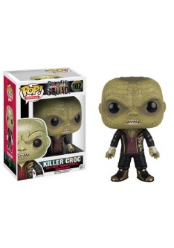 POP Suicide Squad Killer Croc Vinyl Figure