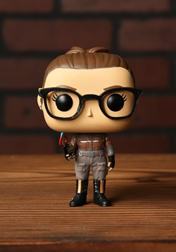 POP Ghostbusters Reboot Abby Yates Vinyl Figure Updated