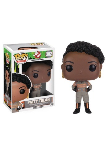 POP Ghostbusters Reboot Patty Tolan Vinyl Figure FN7622