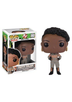 POP Ghostbusters Reboot Patty Tolan Vinyl Figure
