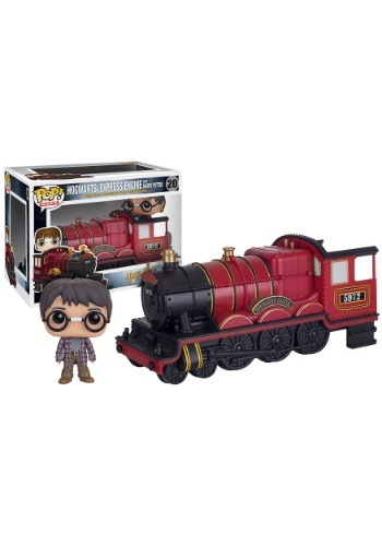 POP Harry Potter Hogwarts Express Vinyl Figure