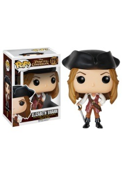 POP Pirates Of The Caribbean Elizabeth Swann Vinyl Figure
