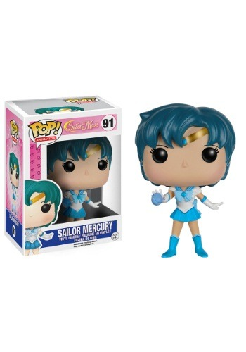 POP Sailor Moon Sailor Mercury Vinyl Figure