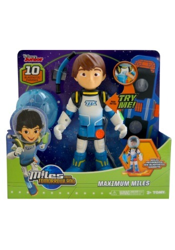Galatech Maximum Miles Figure from Miles from Tomorrowland TOML86150-ST