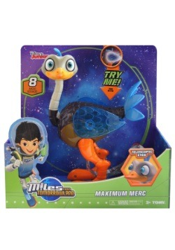 Miles from Tomorrowland Maximum Merc Figure