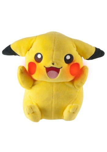 Pikachu Pokemon Talking Plush Toy TOMT18984D-ST