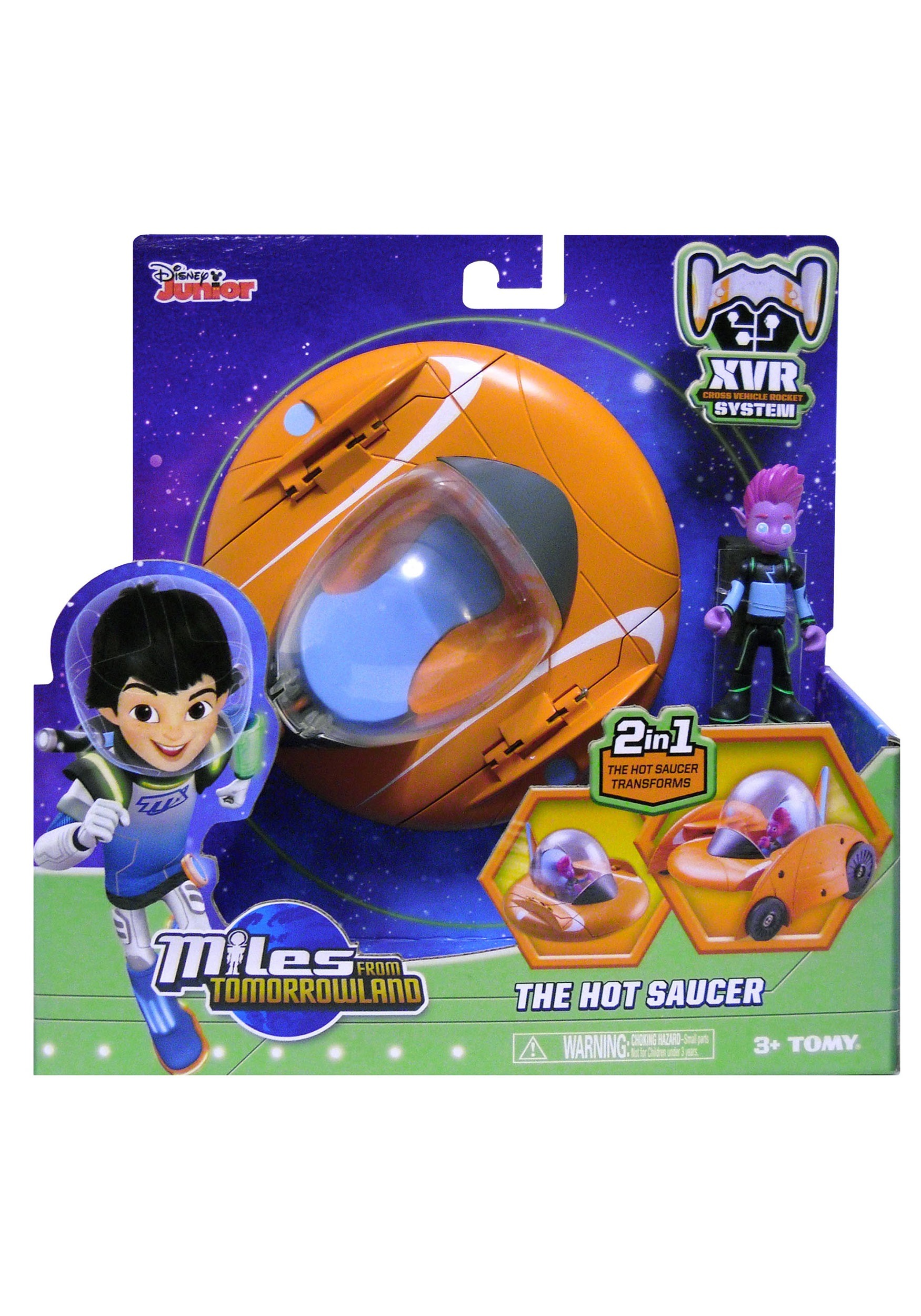 Miles From Tomorrowland Hot Saucer Vehicle TOML86211