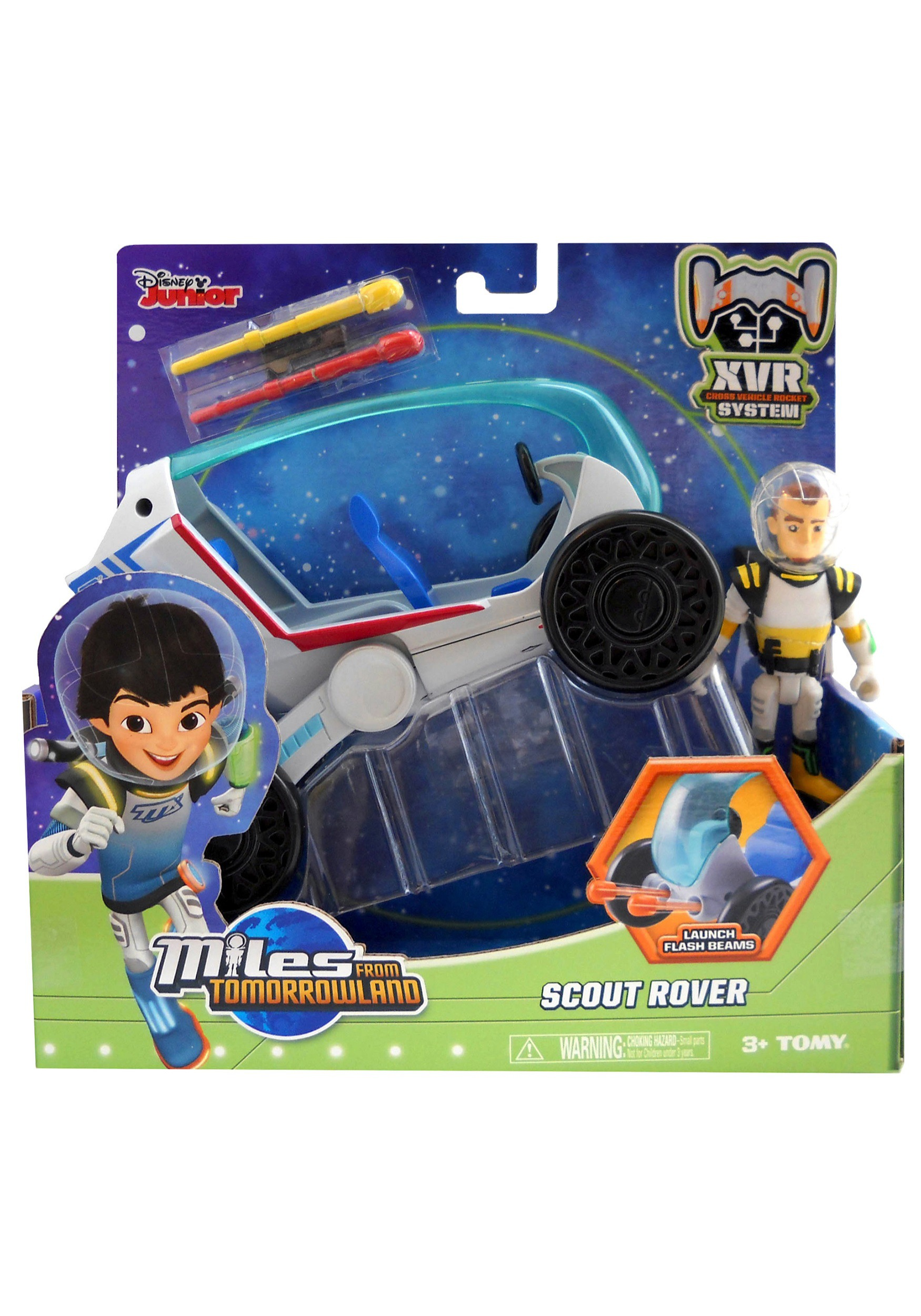 Miles From Tomorrowland Scout Rover Vehicle TOML86203