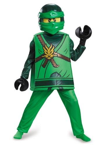 Ninjago Lloyd Deluxe Boys Costume
