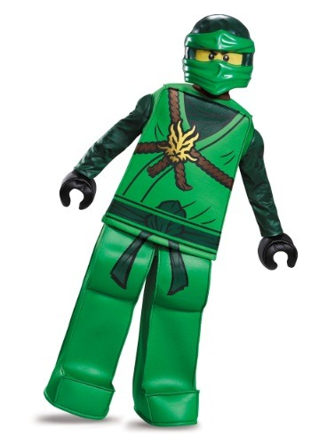 Ninjago Lloyd Prestige Costume for Boys