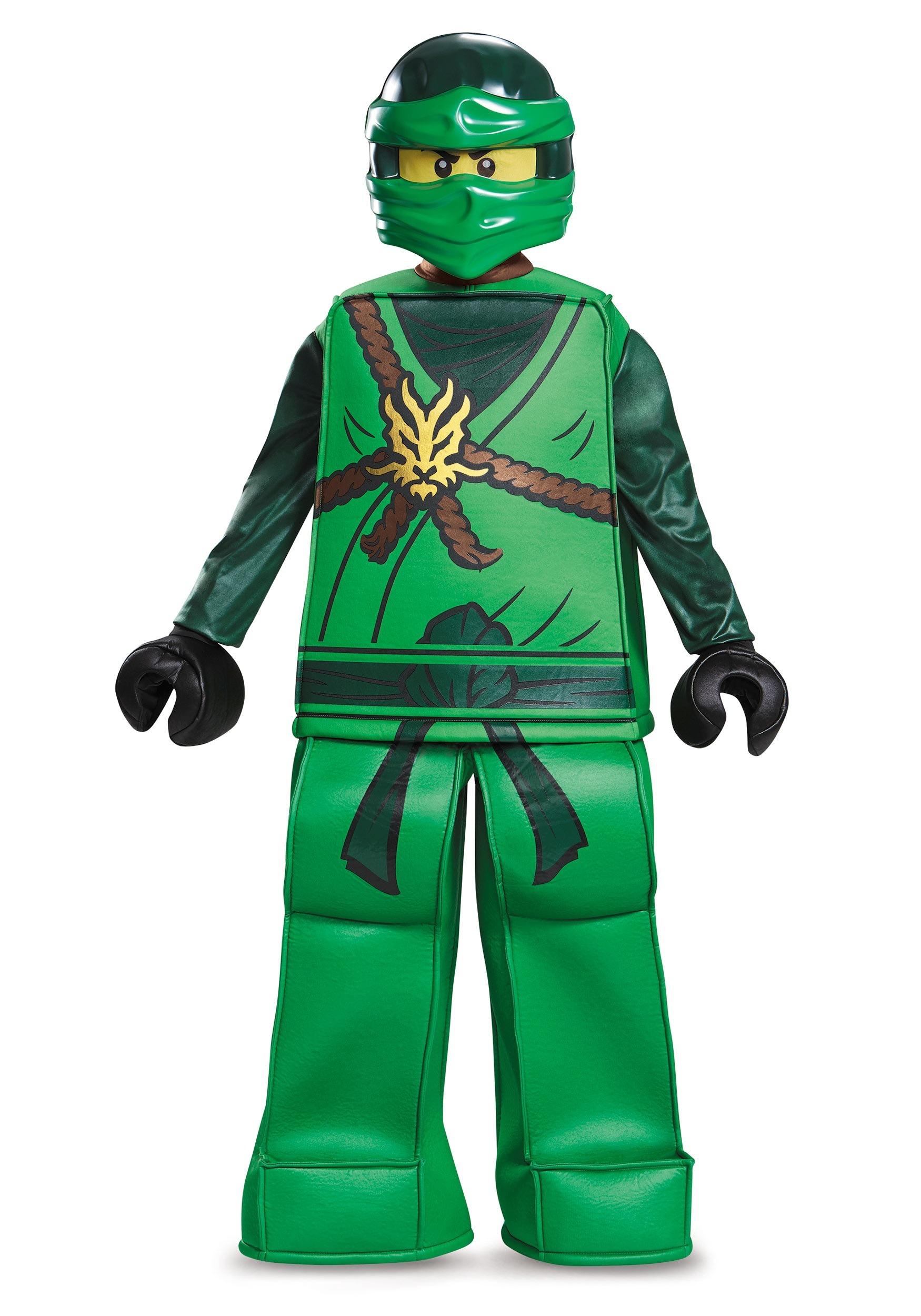 Ninjago Lloyd Prestige Boys Costume ... Sc 1 St Fun.com