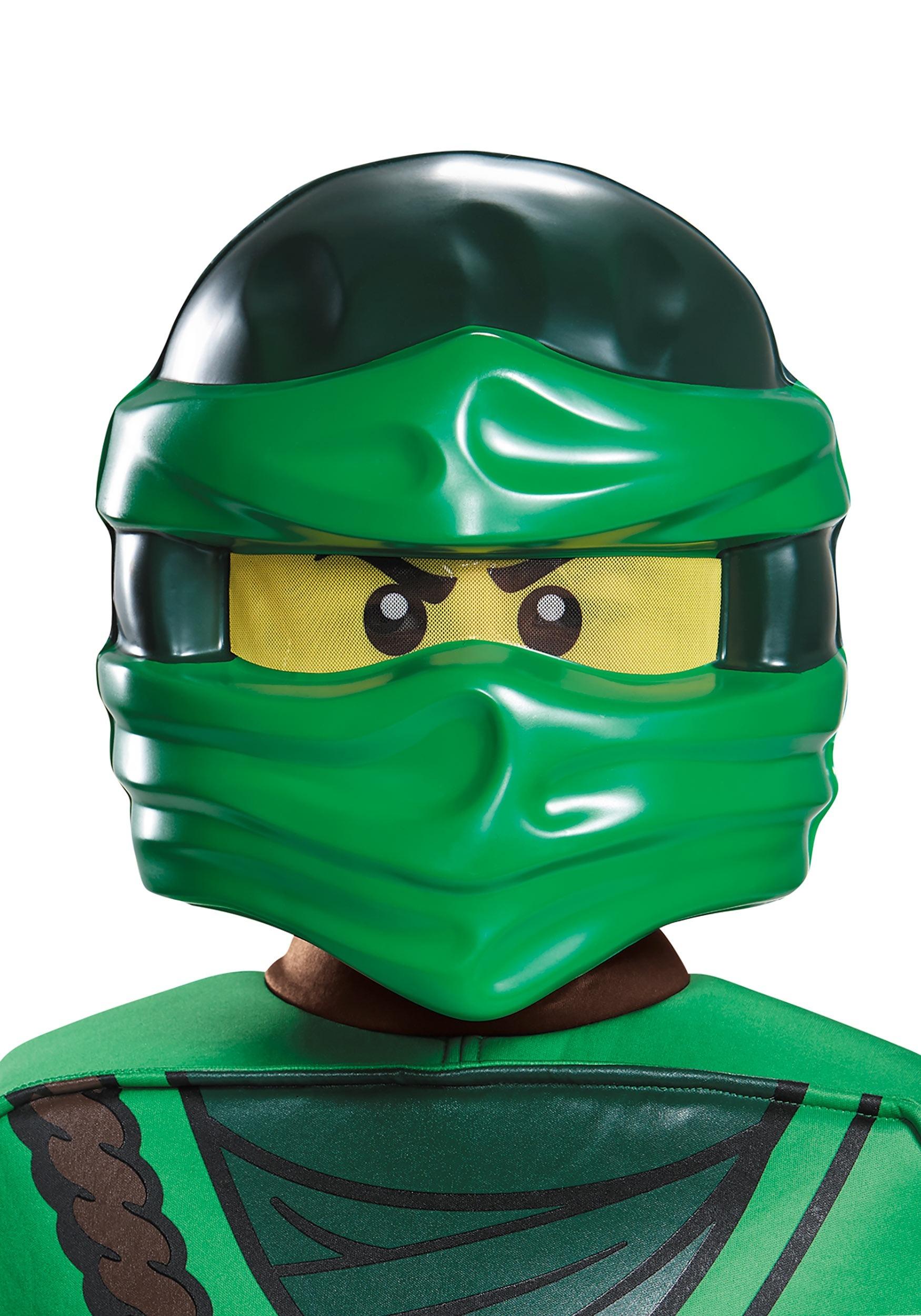 Ninjago Lloyd Lego Mask For Kids