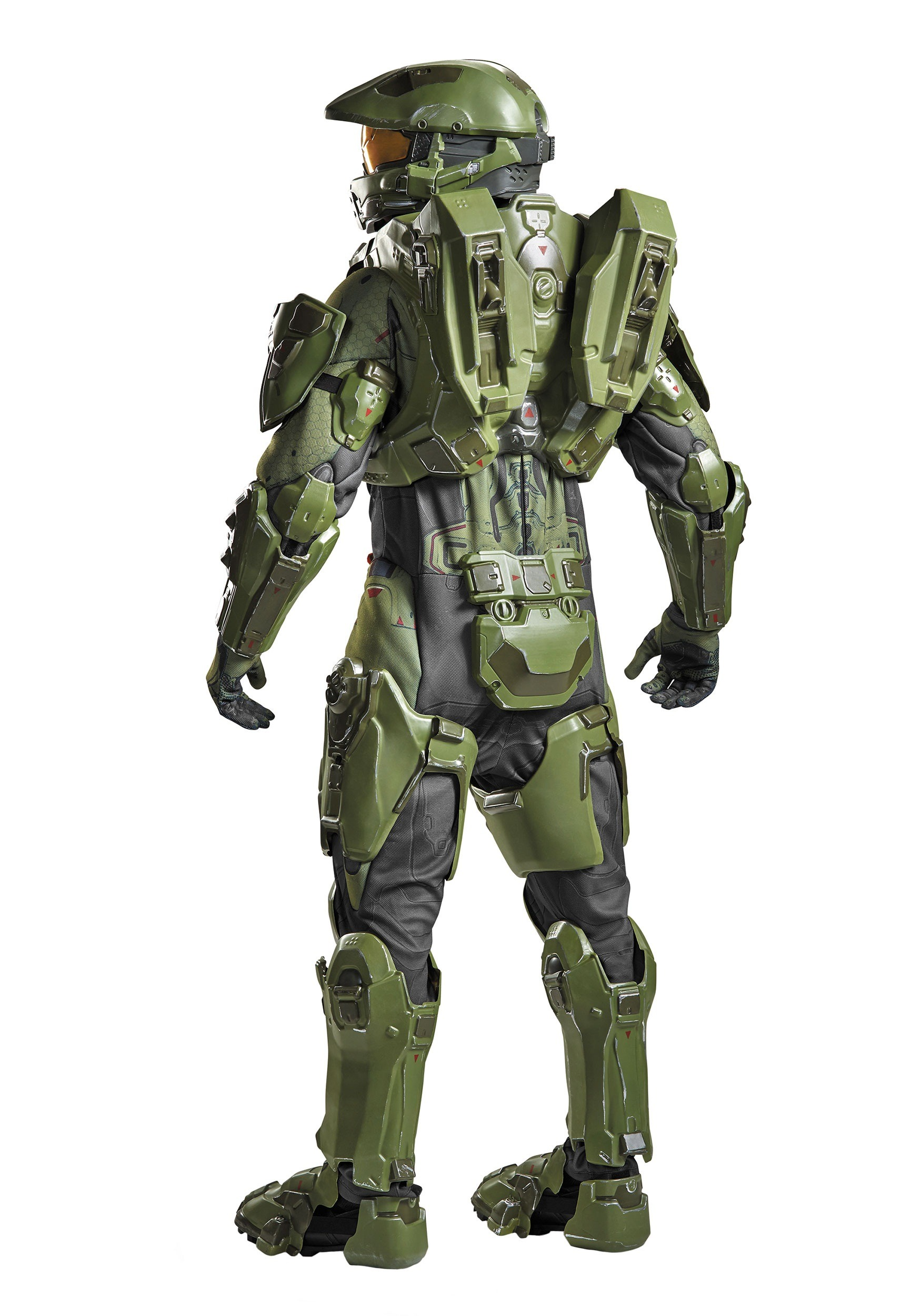 master chief ultra prestige costume for adults. Black Bedroom Furniture Sets. Home Design Ideas