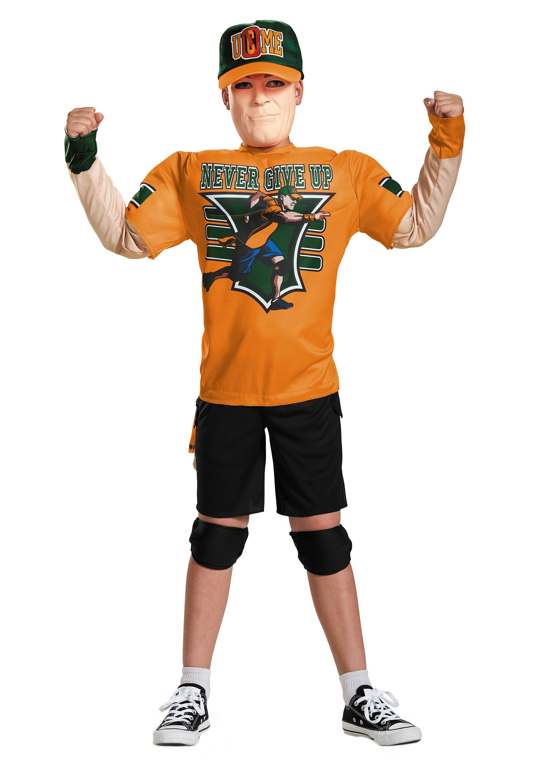 John Cena Muscle Child Costume
