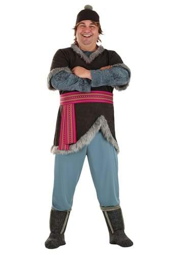 Frozen Kristoff Plus Size Deluxe Adult Costume update
