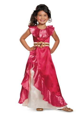 Girls Elena Adventure Dress