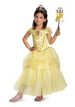 Child Belle Deluxe Costume