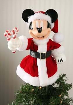 Mickey Mouse Santa Treetop-Tabletop Piece