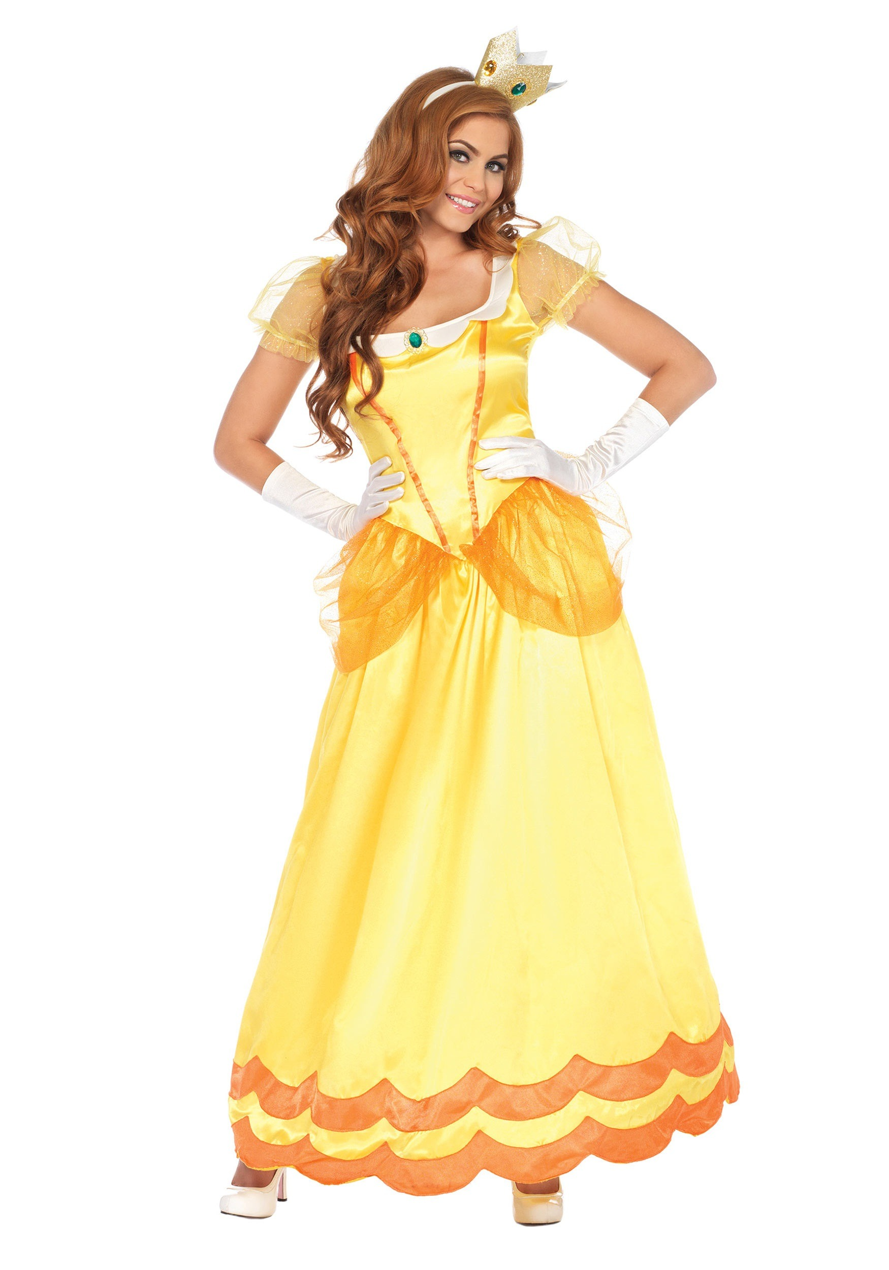 sc 1 st  Fun.com & Womenu0027s Sunflower Princess Costume