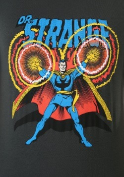 Dr Strange Black Magic Men's T-Shirt1