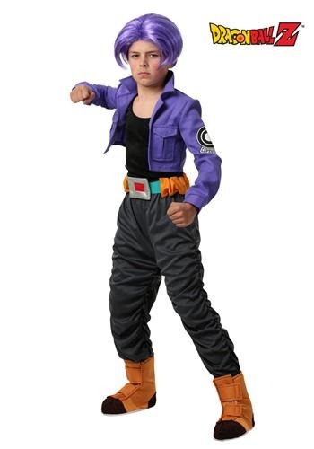 Dragon Ball Z Child Trunks Costume