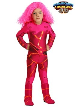 Lavagirl Costume For Toddlers