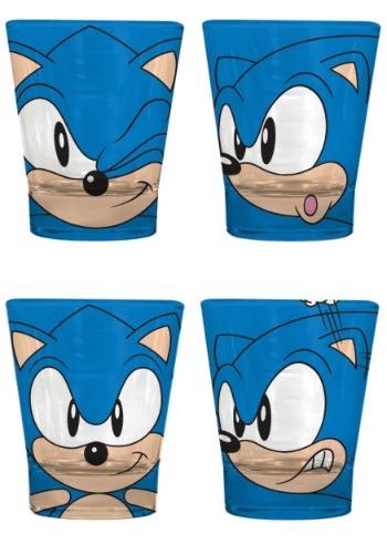 Sonic the Hedgehog Glassware Set
