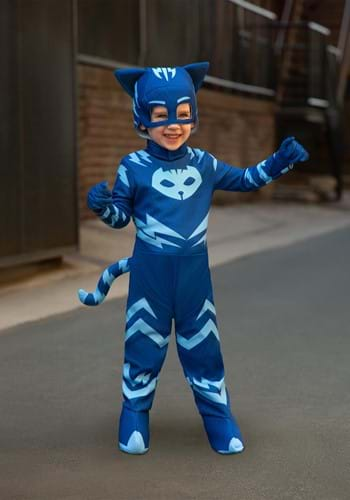 Deluxe PJ Masks Cat Boy Costume