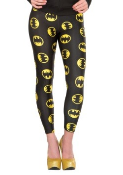 Women's DC Comics Batgirl Leggings Update1