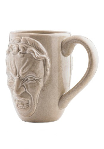 Weeping Angel Relief Mug