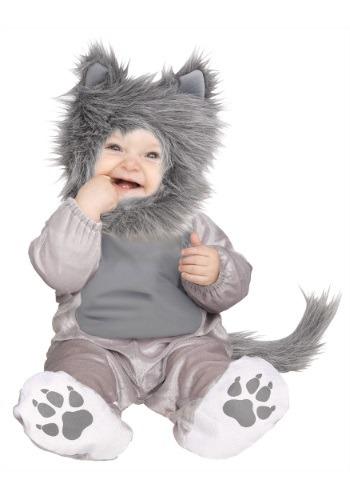 Infant Lil Wolf Cub Costume
