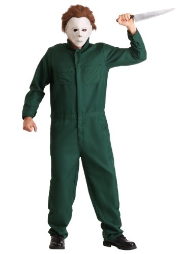 Halloween II Adult Michael Myers Coveralls Update1