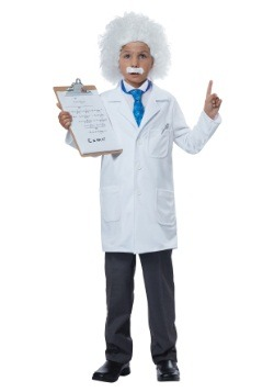 Albert Einstein/Physcist Kids Costume