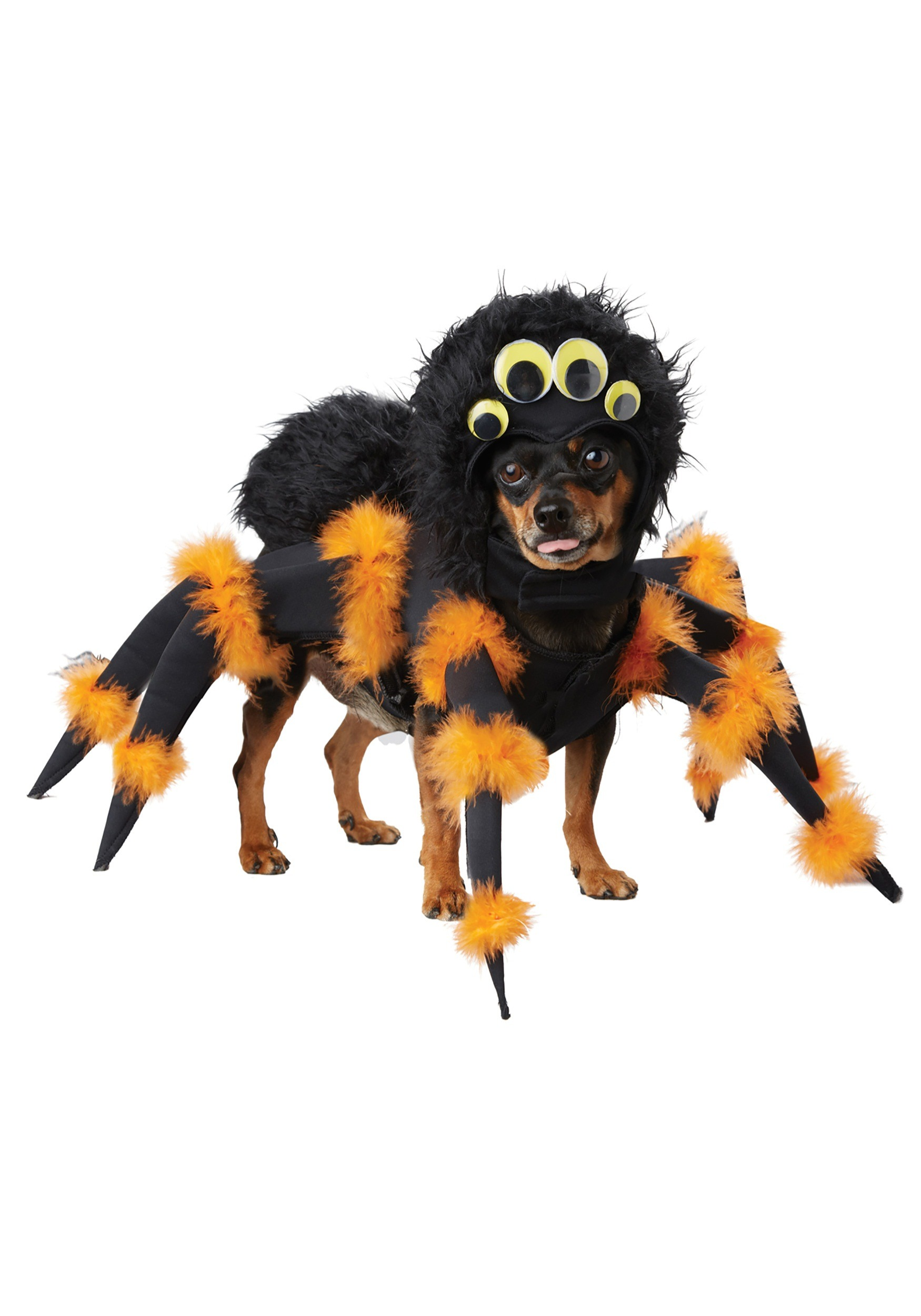 Spider Pup Costume  sc 1 st  Fun.com & Puppy Spider Costume