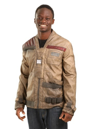Star Wars The Force Awakens Finn / Poe Dameron Jacket MFDH220LIGA