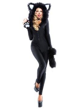 Furry Feline Women's Costume