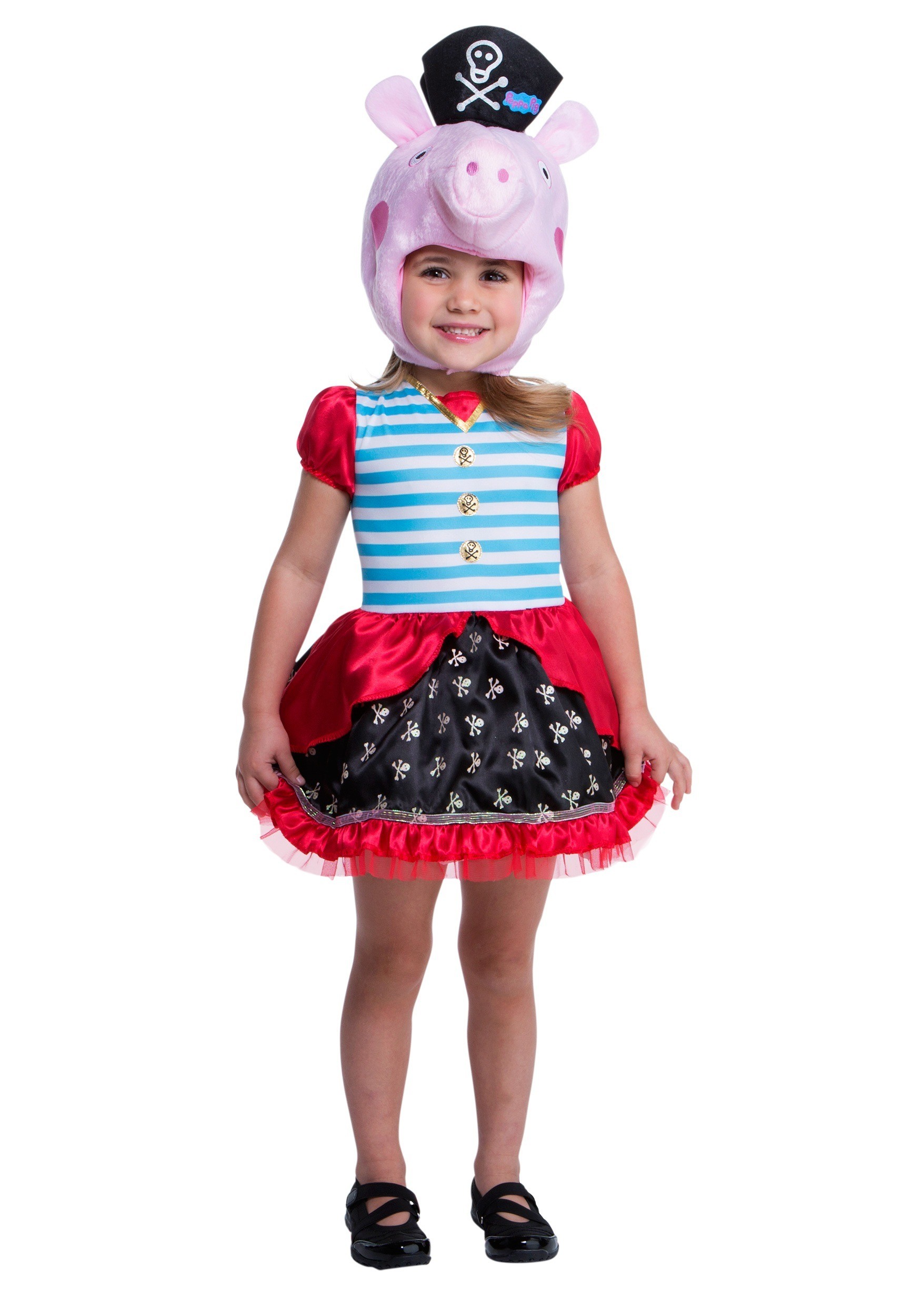 Peppa Pig Pirate Costume  sc 1 st  Fun.com & Pirate Peppa Pig Costume